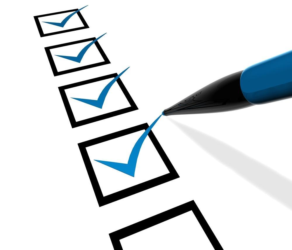 Single mom checklist