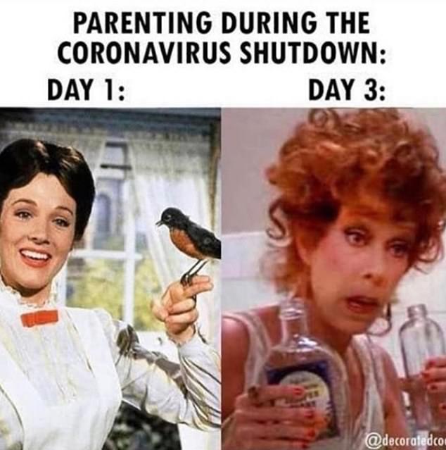 Coronavirus mom at home single moms ask sara