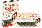 Mr. Wrong to Mr. Right