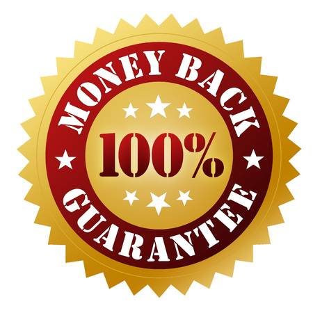 Sara Sherman's money back guarantee