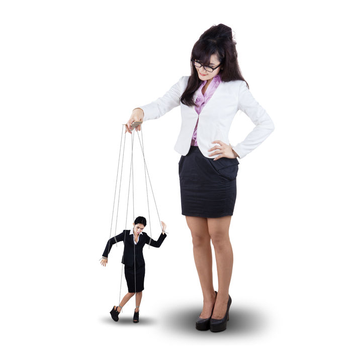 Single Moms are easy targets