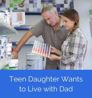 Single Moms Ask Sara Teen daughter wants to live with dad