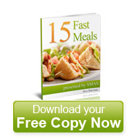 15 fast meals