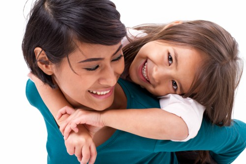 Single Moms Ask Sara Mom and child 4 Practical Parenting Practices
