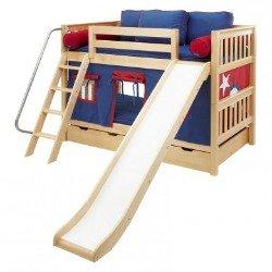 toddler bunk bed